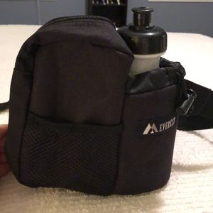 Everest Hiking Bag with Water Bottle